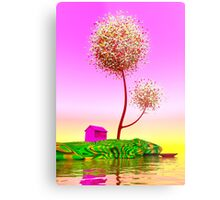 Colorful island. Metal Print