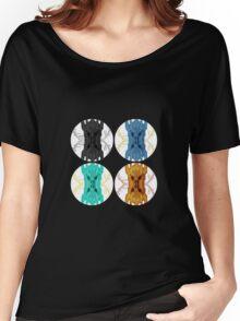 Sauron Mirror POP ART Women's Relaxed Fit T-Shirt