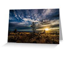 Sunset 30 Greeting Card