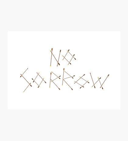 Arrows: 4 Photographic Print