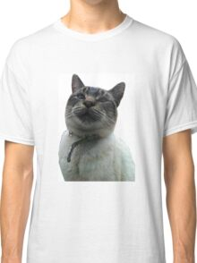 Casper the Cross Eyed Cat Classic T-Shirt