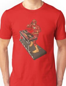 Dj - Dj Barry Allen T-Shirt