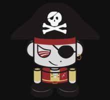 Pirate O'BOT 1.0 Kids Tee