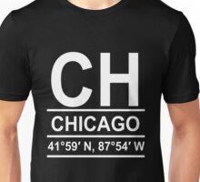 Dj - Dj Chicago Unisex T-Shirt