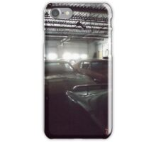 ghosts from the past iPhone Case/Skin