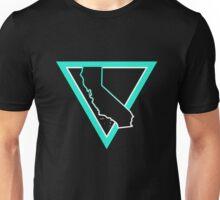 california triangle Unisex T-Shirt