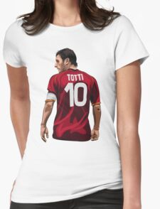 Totti Womens Fitted T-Shirt