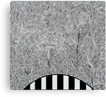 Mind Strings Canvas Print