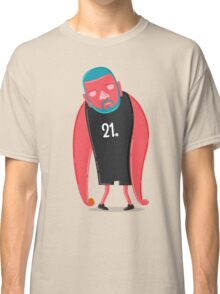 Tim Duncan the Fundamental Father Classic T-Shirt