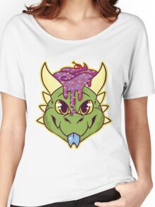 Cupcake Dragon Women's Relaxed Fit T-Shirt