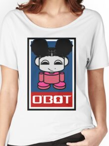 Jo O'BABYBOT 2.0 Women's Relaxed Fit T-Shirt