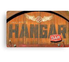 Hangar Bar Disney Springs Florida Canvas Print