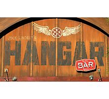 Hangar Bar Disney Springs Florida Photographic Print