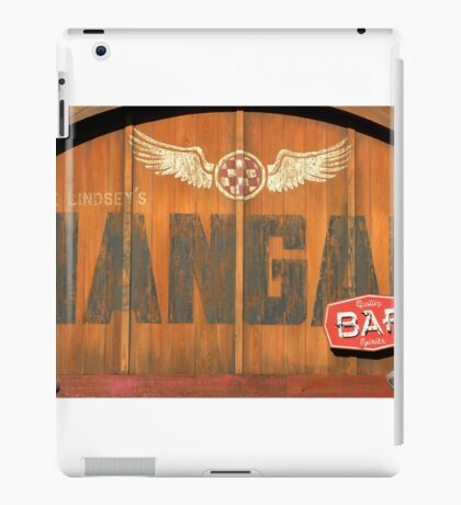Hangar Bar Disney Springs Florida iPad Case/Skin
