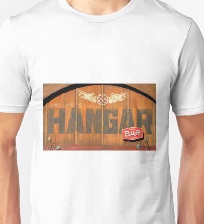 Hangar Bar Disney Springs Florida Unisex T-Shirt