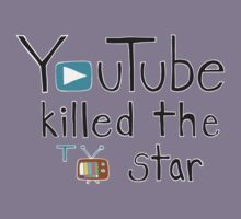 YouTube Killed the TV Star by mlleruta