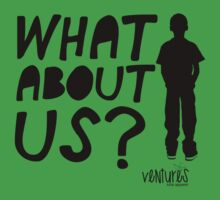 What About Us? One Piece - Short Sleeve