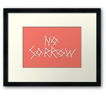 Arrows: 5 Framed Print