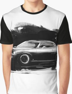 Barracuda painting Graphic T-Shirt