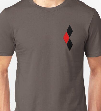 Harley Hammer Diamonds (Red) Unisex T-Shirt