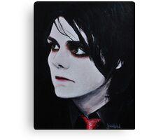 Revenge Era Gerard Way Canvas Print