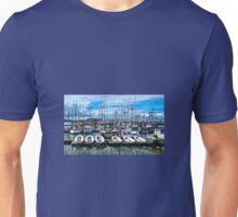 Sailboats Unisex T-Shirt
