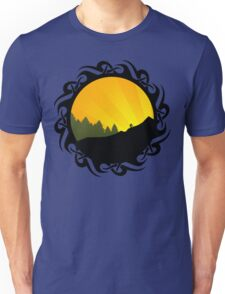 cycling tribalz Unisex T-Shirt