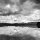 Loch Garten - Big Skies by Kevin Skinner