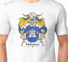 Marquez Coat of Arms/Family Crest Unisex T-Shirt