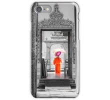 Wat Pho, the Temple of the Reclining Buddha in Bangkok, Thailand iPhone Case/Skin