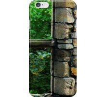RUINS IN ST. ANDREWS iPhone Case/Skin