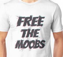 FREE THE MOOBS Unisex T-Shirt