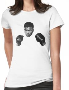 Muhammad Ali - The Legend Womens Fitted T-Shirt