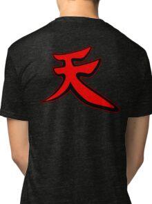Akuma Logo Tri-blend T-Shirt