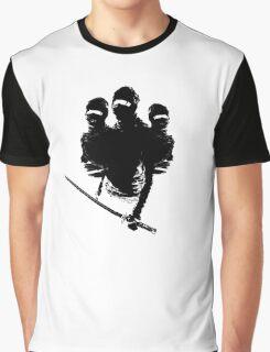 tres ninjas Graphic T-Shirt