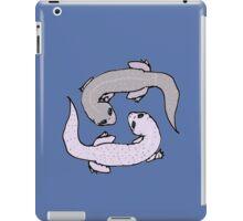 "Zodiac Geckos -- ""Cancer"" iPad Case/Skin"