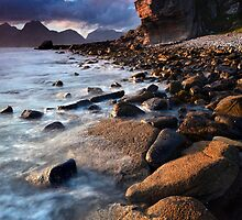 The Wonder of Elgol by davidlichtneker