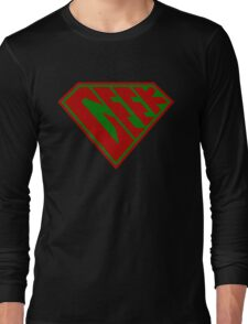 Geek Power (RBG Edition) Long Sleeve T-Shirt