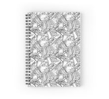 Artist haven Spiral Notebook