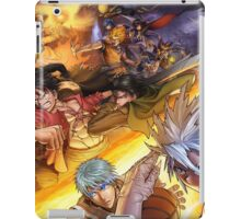 Crossover anime iPad Case/Skin