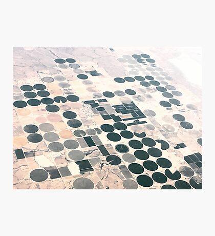 Over New Mexico Photographic Print