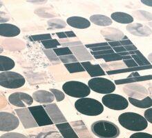 Over New Mexico Sticker