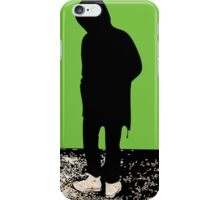 Alone I Walk in Search of Green iPhone Case/Skin