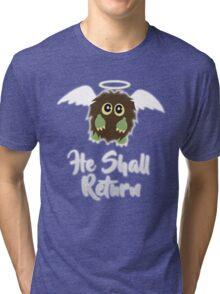 Our Savior Kuriboh Tri-blend T-Shirt