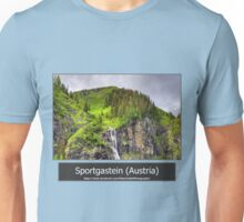 Summer trip to Bad Gastein, Austria Unisex T-Shirt