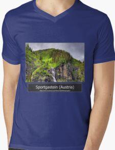 Summer trip to Bad Gastein, Austria Mens V-Neck T-Shirt