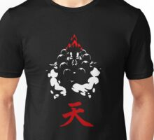 Akuma Street Fighter Gouki Unisex T-Shirt
