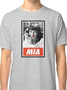 (MANGA) Mia Wallace Classic T-Shirt