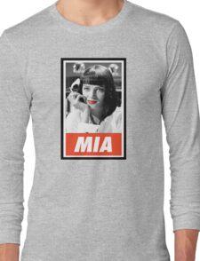 (MANGA) Mia Wallace Long Sleeve T-Shirt