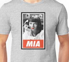 (MANGA) Mia Wallace Unisex T-Shirt